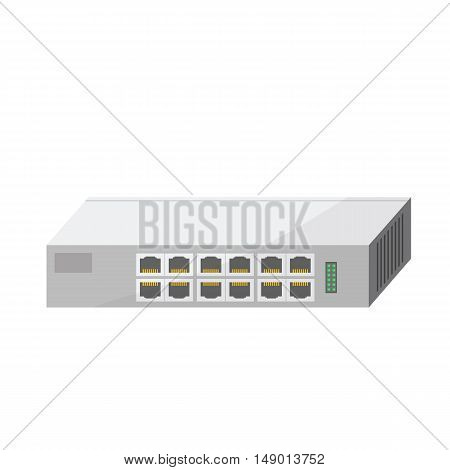 network switch 12 port  can use lan
