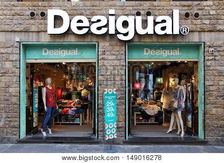 Desigual Fashion