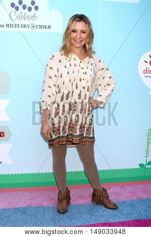 LOS ANGELES - SEP 24:  Beverly Mitchell at the 5th Annual Red Carpet Safety Awareness Event at the Sony Picture Studios on September 24, 2016 in Culver City, CA