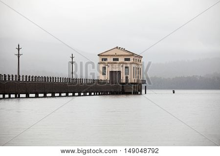 Hydro Electric Pump Station