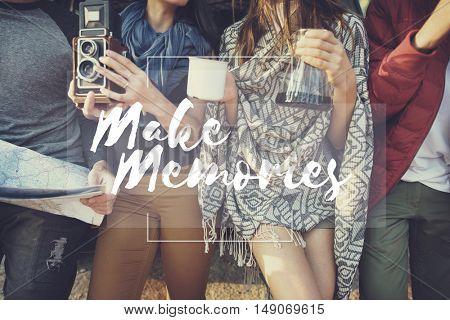 Memories Mind Recalling Remember Memories Concept