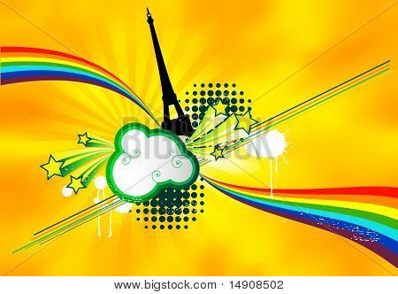 Vector color illustration