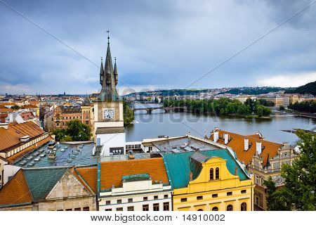 Praha City View