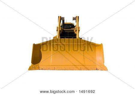 New Dozer Front View