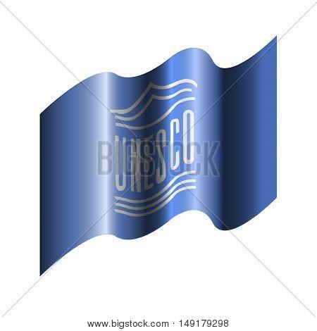 Isolated Flag