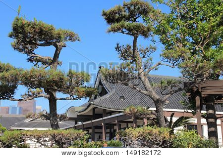 Buddhist Temple, La