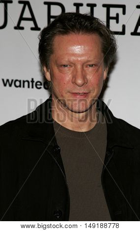 Chris Cooper at the World premiere of 'Jarhead' held at the Arclight Cinemas in Hollywood, USA on October 27, 2005.