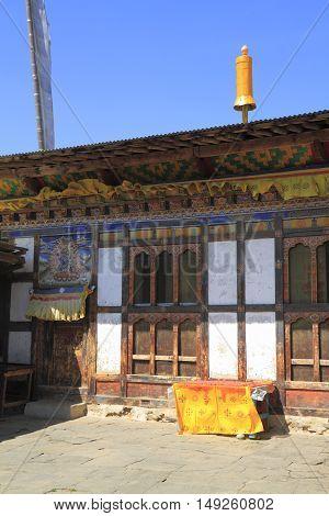 The Tamshing Lhakhang