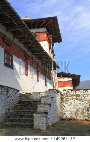 The Jakar Dzong