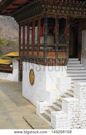Gom Kora Trashigang, Bhutan