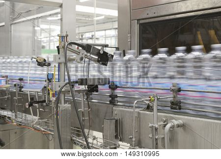mineral water bottling confectionery, automatic machine