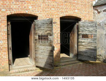 Jail Doors Open