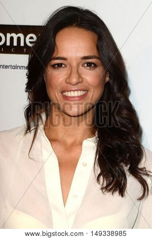 LOS ANGELES - SEP 27:  Michelle Rodriguez at the