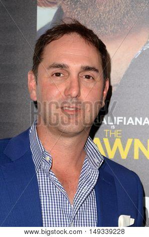 LOS ANGELES - SEP 26:  Joey Tufaro at the