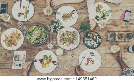 Bistro Catering Feast Meal Cuisine Cafe Tasty Concept
