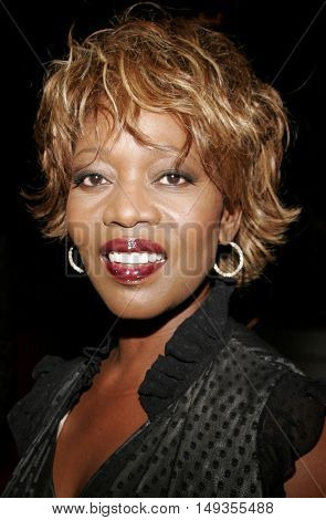 Alfre Woodard at the 58th Annual Primetime Emmy Awards Performer Nominee Reception held at the Pacific Design Center in West Hollywood, USA on August 25, 2006.