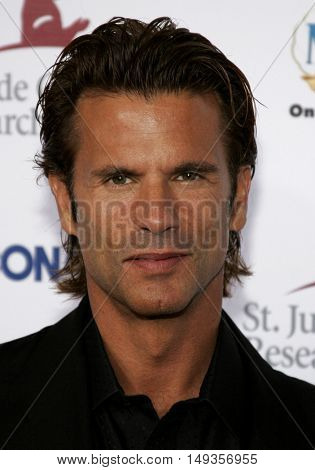Lorenzo Lamas at the 'Runway For Life' Benefiting St. Jude Children's Research Hospital held at the  Beverly Hilton in Beverly Hills, USA on September 15, 2006.