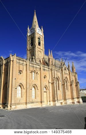 Our Lady Of Lourdes Chapel Mgarr Gozo
