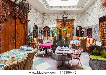 Riad In Marrakesh