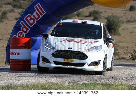 Eskisehir Rally 2016