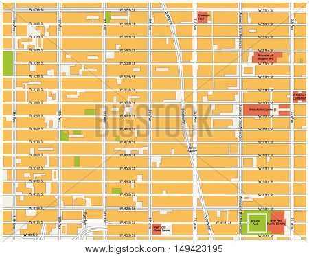 Street Map Theater Vector Photo Free Trial Bigstock