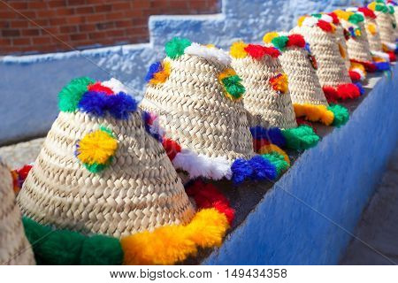 Traditional Berber Hats