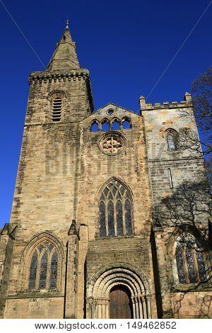 Dunfermline Abbey, Scotland