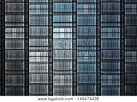 abstract grid building lines background texture