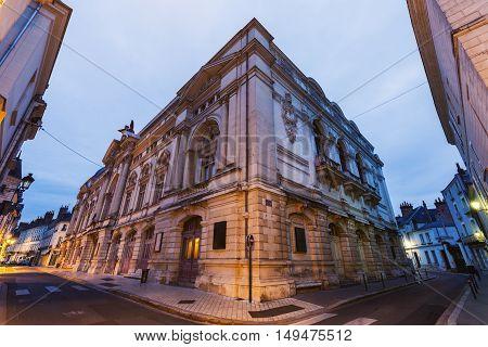 Grand Theatre in Tours Tours Pays de la Loire France