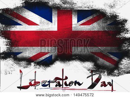 Liberation Day Of United Kingdom