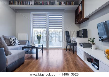 Functional Home Interior In New Style