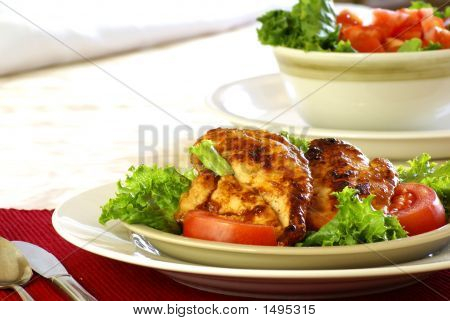 Barbecue Chicken