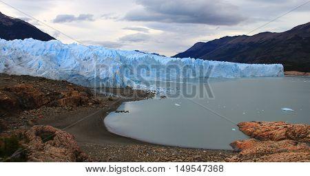 Glacier Perito Moreno El Calafate Patagonia Argentina