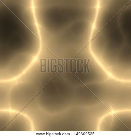 Abstract glowing brown and ecru camel beige background