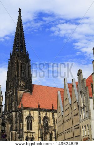 St. Lamberti Church Muenster Germany