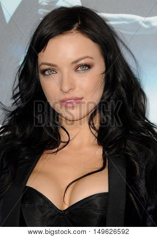 Francesca Eastwood at the Los Angeles premiere of HBO's 'Westworld' held at the TCL Chinese Theatre in Hollywood, USA on September 28, 2016.