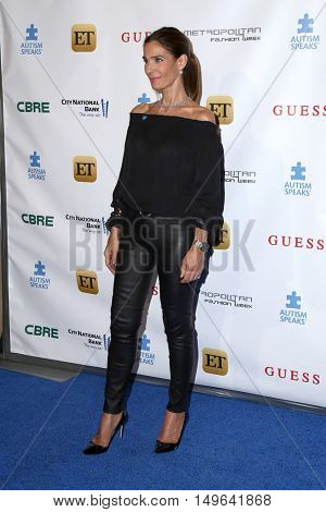 LOS ANGELES - SEP 29:  Kristian Alfonso at the Autism Speaks' La Vie En BLUE Fashion Gala at the Warner Brothers Studio on September 29, 2016 in Burbank, CA