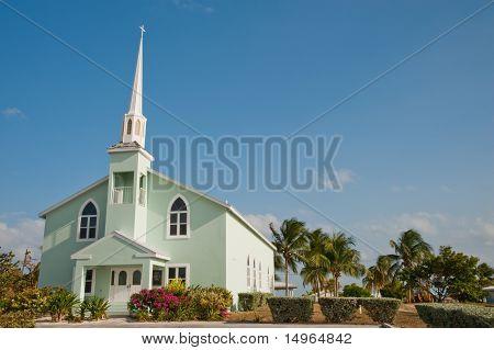 Little Cayman church
