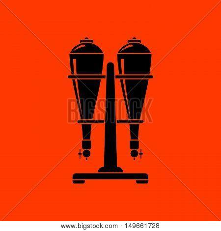 Soda Siphon Equipment Icon