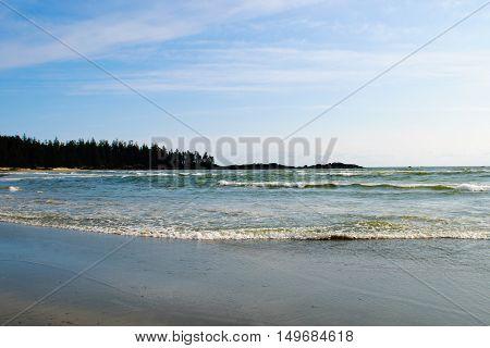 Long Beach Vancouver Island British Columbia Canada