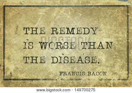 Remedy Is Bacon