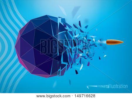 destructive force