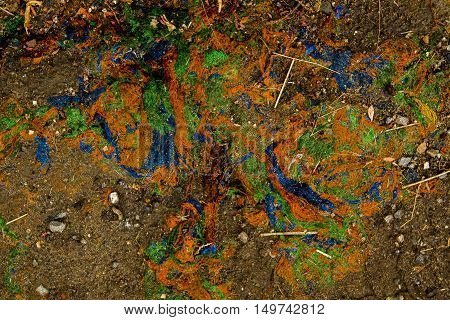 Texture of the soil, soil texture, nature background, ground, brown ground, abstract soil background, abstract pattern, abstract nature, abstraction