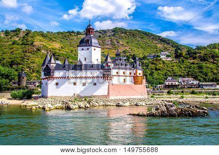 Pfalzgrafenstein Castle known as