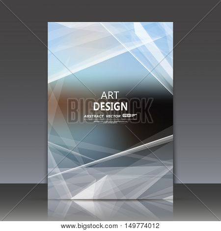 Abstract composition, shiny line backdrop, a4 brochure title sheet, logo construction, laser rays surface, glitter movement, sky theme, neon cosmic radiation, EPS10 vector