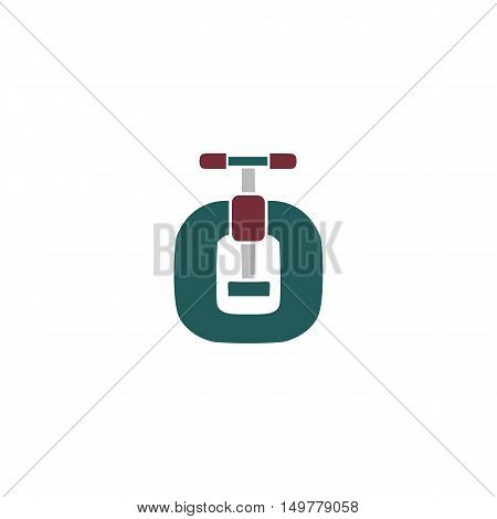 Vices Icon Vector. Flat simple color pictogram