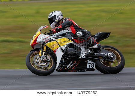 Ymf Australian Superbike Championship Round 6