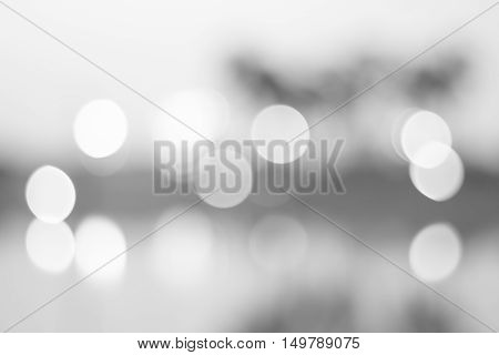 White blur abstract background / grey abstract background