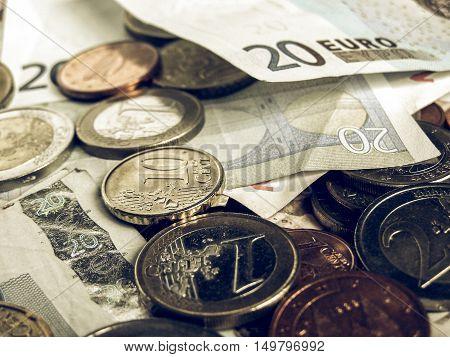 Vintage Euros Picture