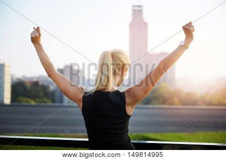 Successfull Woman